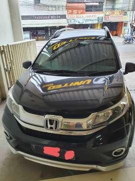 Honda BRV CVT prestige 2016 KM 82k plat T karawang