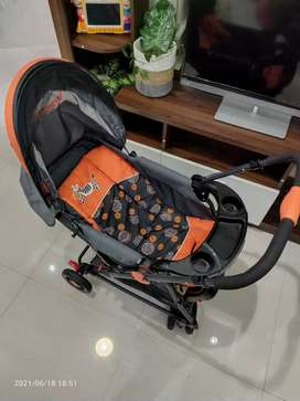 Stroller bayi Pliko Nitro