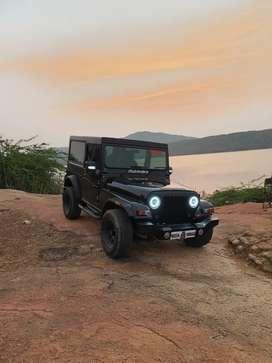 Mahindra Thar 2019 Diesel Very  Good Condition