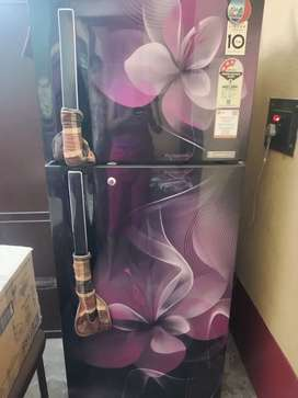 New refrigerator LG double door