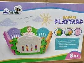 Pagar Mainan Play Yard labeille