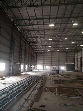 5 Acres (20323 Sq. Mtr) Factory available for
