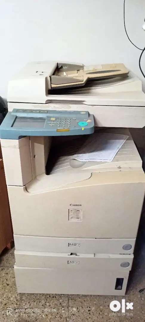 Xerox Machine Printer 0