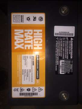 Ups Dry Battery USA 10years life,3 Fans & 3 light