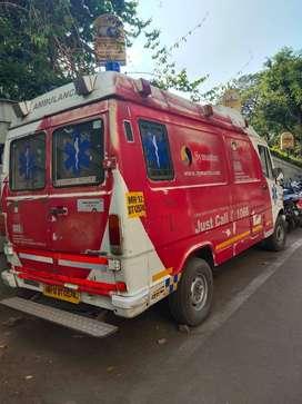 Force Motors Ambulance BS3 AGE-14