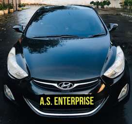 Hyundai Elantra 1.6 SX Option, 2012, Diesel
