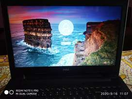 New Model Dell Inspiron 15 i3, 4gb/500gb 2gb Nvidia inbuilt graphics