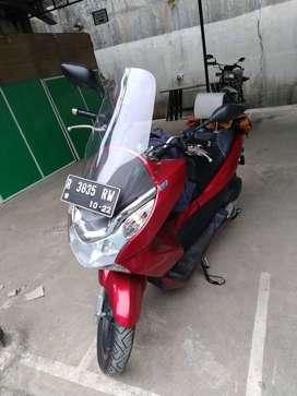 PCX 150cc merah