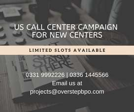 Call Center Campaign Available With and Without DDV | Campaigns