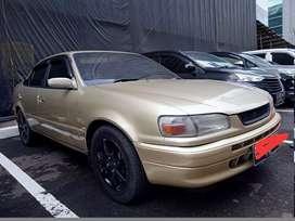 Toyota corolla allnew 1.6 a/t