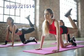 Freelancer Certified personal fitness trainer (ACE certified )