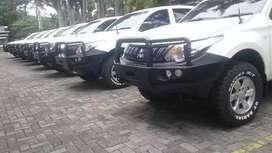 Tanduk depan mobil all new triton