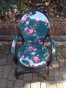 kursi daur ulang ban bekas,buat teras bukan kayu jati/plastik