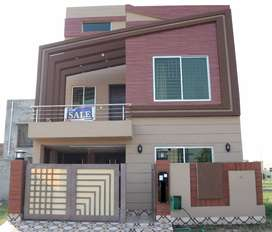 Park Beautiful Brand New 5 Marla House For Sale In Bahria Town Lahore