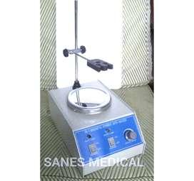 Magnetic Stirrer + Hot Plate SSM 79-1 Magnetik Stirer non IKA C-MAG