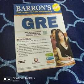 CAT & GRE Book