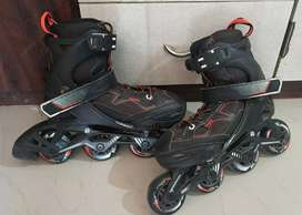 Inline skates shoes for 9 to 12 years kids shoes size 5 to 6