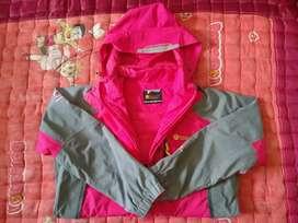 Jaket Gunung Wanita Kilamanjaro