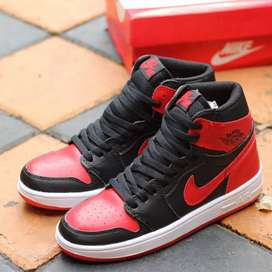 Sepatu pria nike jordan 1 retro size 39-44