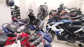 All type used bike and Scooty available at Behala sakher bazar