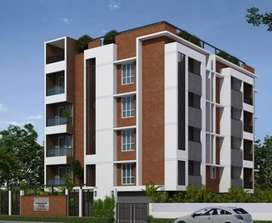 On road 3 bhk flat is available for sale in Nawadih Dhanbad