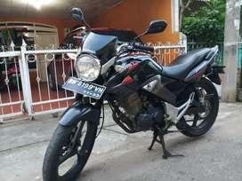 Honda tiger 2011