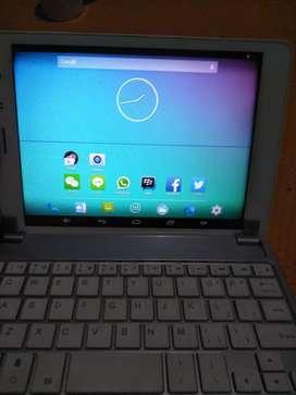 Tab/tablet merk speedup. 3g. Layar 7inc.