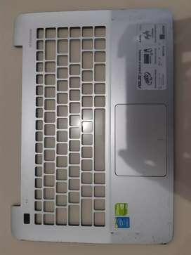Dijual casing keyboard asus a455l original