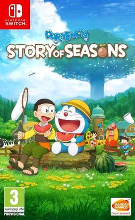 story of season game switch