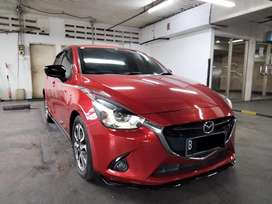 Mazda 2 Limited Edition R Soul Red thn 2015 Merah AT Matic