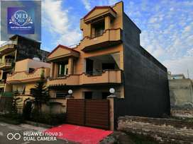 House For Sale 7 Marla Double Storey Phase 4B Ghauri Town Islamabad