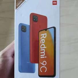 (PROMO) Xiaomi Redmi 9c 4/64 Garansi Resmi Free Headset Ori