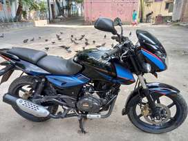 Pulsar 150 twin disk BS4 for sell