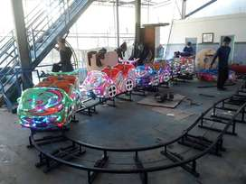 RST kereta odong odong mini coaster pancingan elektrik IIW