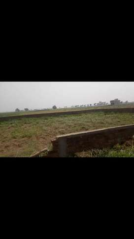 20 ft road( bariya mai jameen hai)