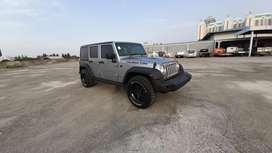 Jeep Wrangler Rubicon 10th aniversary 2013