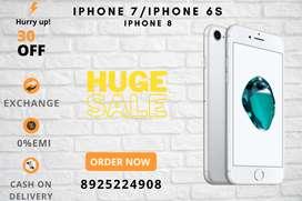IPHONE 7 | IPHONE 6S | IPHONE 8 | 0% EMI | COD | EXCHANGE OFFER