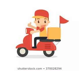Wanted food delivery boys for Swiggy in Guntur