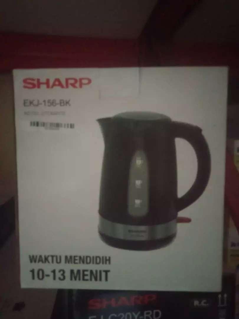 Kettle juk Sharp/pemanas air 0