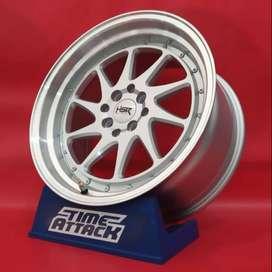 Velg Mobil Racing OZORA R17X7585 H8X100-114,3 buat Avega,Avanza dll