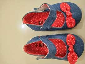 Sepatu Bayi Perempuan Max-Kool