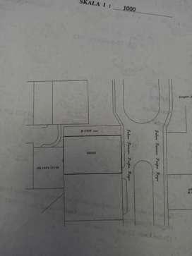 Komersial NOL Jalan RAYA Bukit Golf Citraland Sby - Deretan SUPERINDO