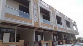 3 Bhk East facing Jda approved villas @》90% loanble 2.67lac subsidy