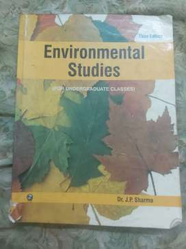 Environmental Studies text book
