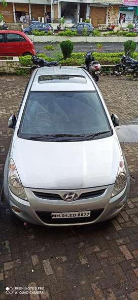 Hyundai I20 Asta 1.4 (O), With Sunroof Diesel, 2009, Diesel