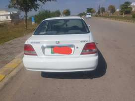 2002 model. Orignal car used ,neat and clean