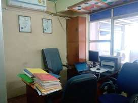 125sqft first floor furnished office space  mp nagar zone 2