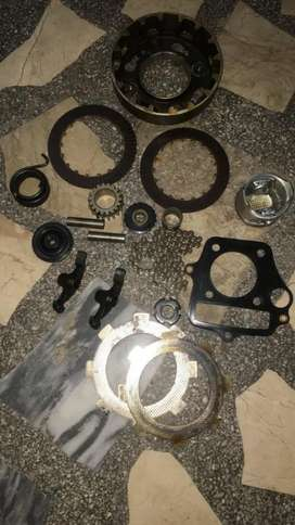 Honda 70 genuine engine parts plz read add
