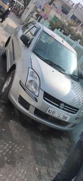 Maruti Suzuki Swift Dzire LXI, 2010, Petrol