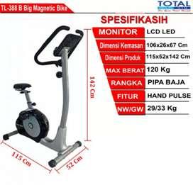 SPINING BIKE TOTAL Fitness TL-388B MAGNETIC BIKE